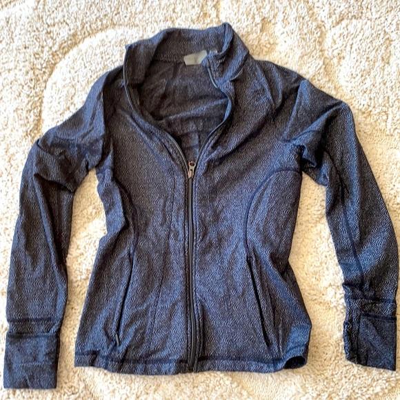 Athleta light jacket in black size xxs